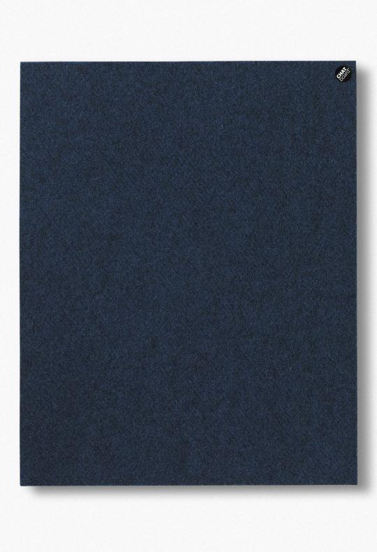CHAT BOARD BuzziFelt magnetic pinboard in Jeans