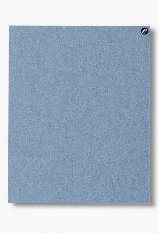 CHAT BOARD BuzziFelt magnetic pinboard in Light Blue