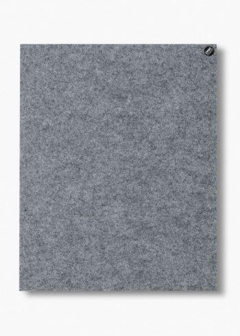 CHAT BOARD BuzziFelt magnetic pinboard in Stone Grey