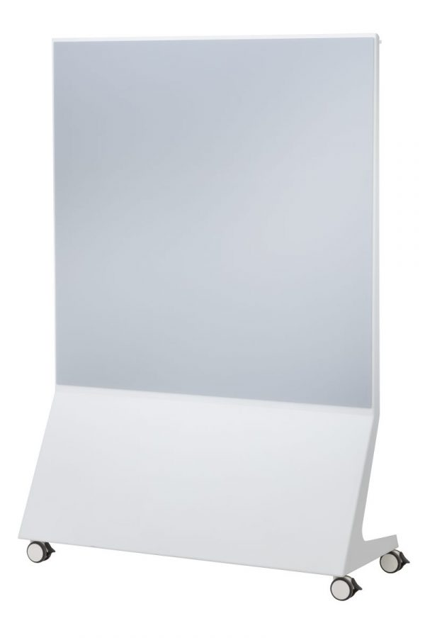 CHAT BOARD Mobile Conference with Grey glass