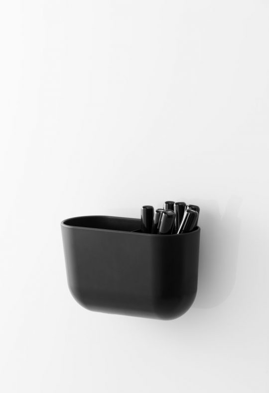 CHAT BOARD Storage Unit Magnetic in Black