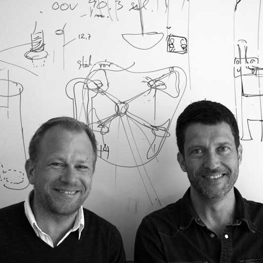 Kasper Salto and Thomas Sigsgaard