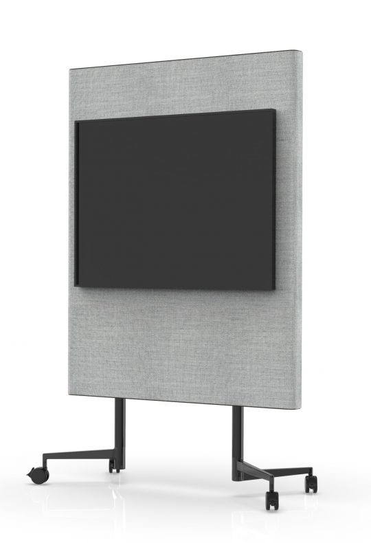 CHAT BOARD Move Acoustic in Remix Screen 0128 and TV screen attached