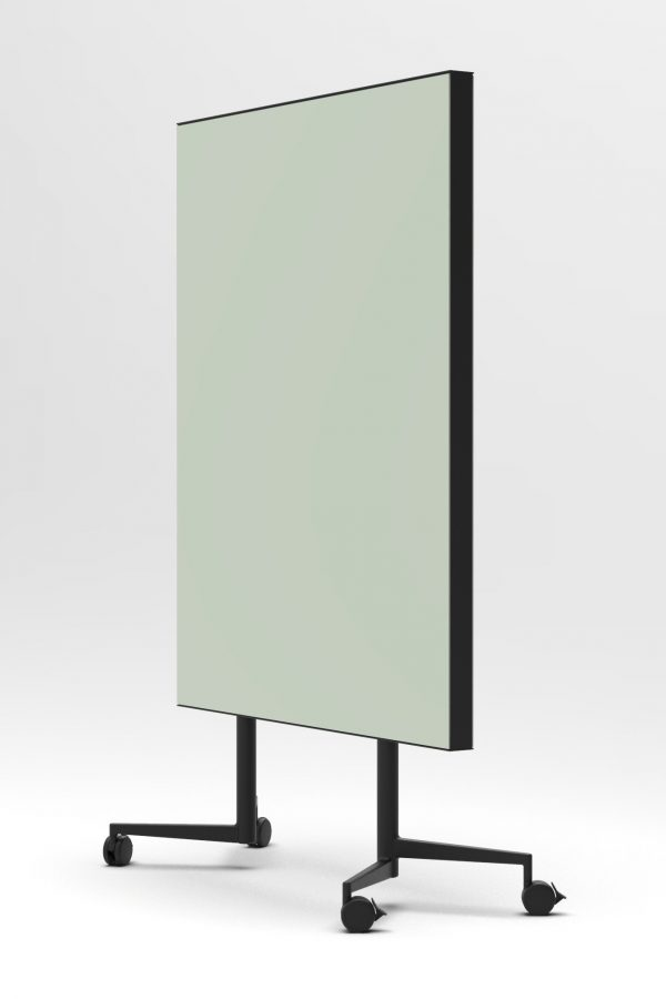 CHAT BOARD Move Acoustic with Khaki glass on both sides