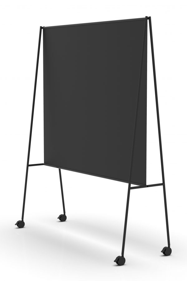 CHAT BOARD SQUAD Solid The Professor in black, back view