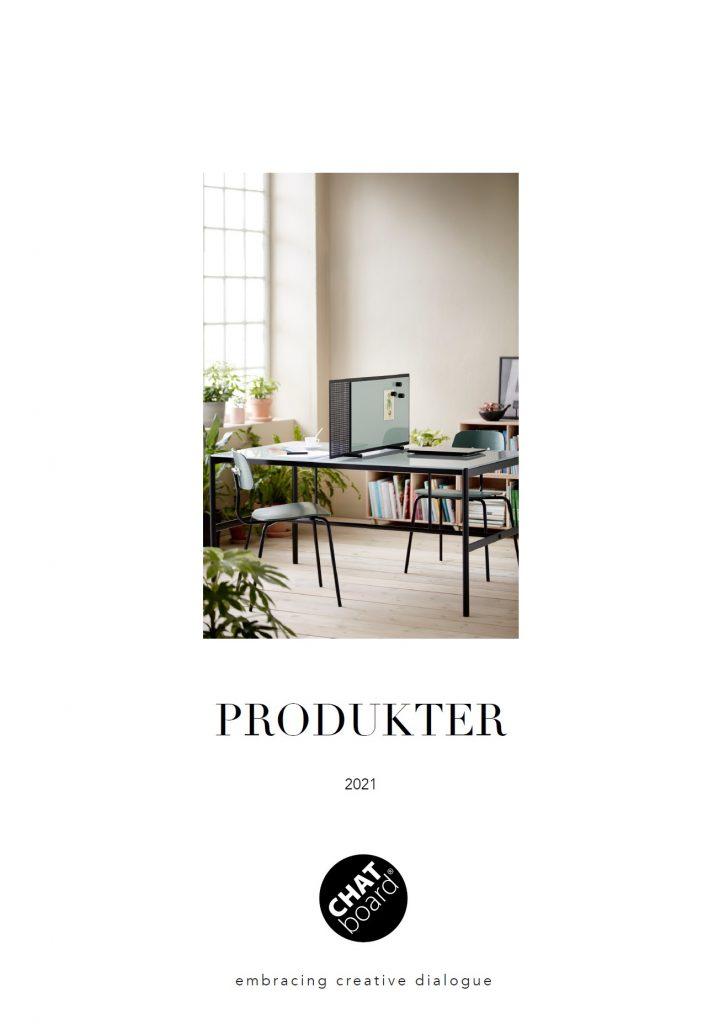 CHAT BOARD produktoversigt 2021 dansk